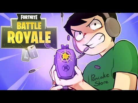 Fortnite Battle Royale: MY 1ST SOLO WIN & SQUADS WITH THE BOYS?! (Gameplay)