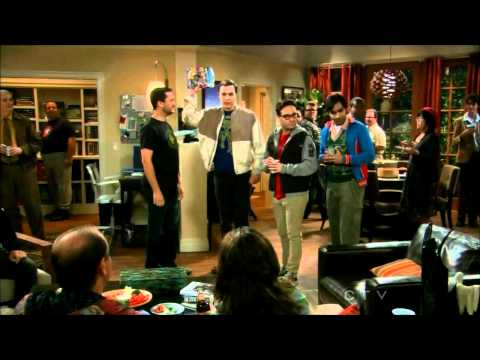 The Big Bang Theory: Brent Spiner at Wil Wheaton's Party
