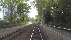 Linie 13: Mit der rnv von der Rheingoldhalle nach Mannheim Sandhofen (Linie 3)