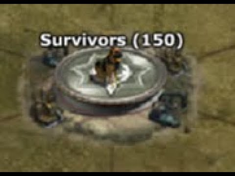 War Commander New Survivors 150