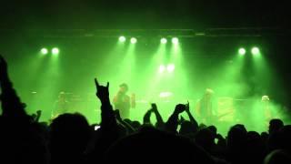 Turbonegro -  Shake your shit machine @ Vulkan, Oslo - NEW SONG 2012