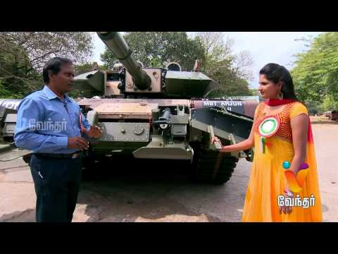 Raanuva Nanbargal -  A special interview with Tanker Arjun MBT Mark 1 & 2 Production team