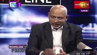 NEWSLINE TV1 Play to Achieve. Prakash Schaffter & Faraz. Thumbnail