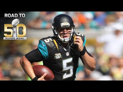 Road to Super Bowl 50: Jaguars