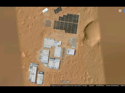 Mars Base in Gale Crater is Totally Fake and Here is Why