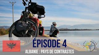Tour du monde #4 : Albanie à vélo, pays de contrastes.