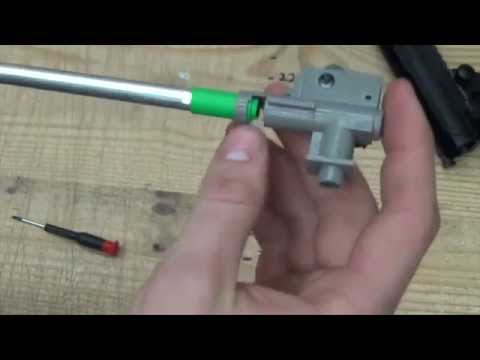 In Depth Look - Airsoft M4 Hop-Up Chamber