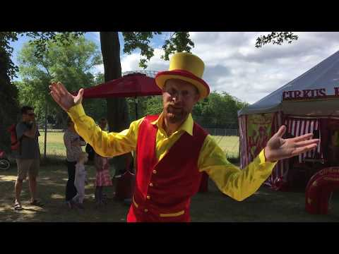 Cirkus Big i Fælledparken 2018 Tv Big afsnit 223