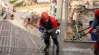 Мойка окон(Мойка окон на Сити от компании Альппром http://alpprom.com/moykaokon.html., 2013-11-20T08:44:33.000Z)