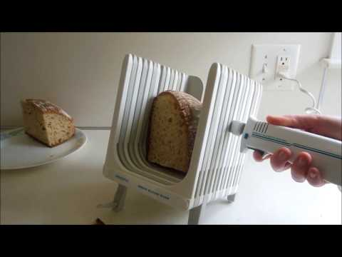 Presto Bread Slicing Guide, Presto Bread Slicer Carver Electric Knife