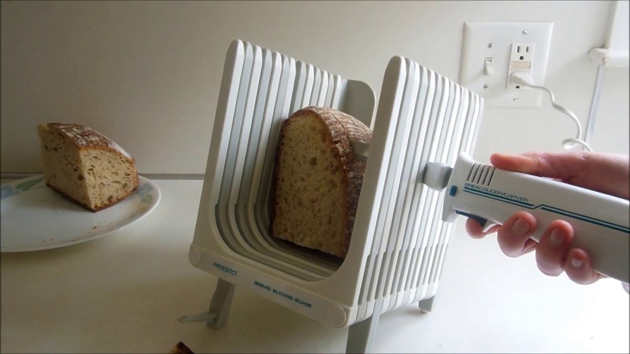 Electric Homemade Bread Slicer Homemade Ftempo