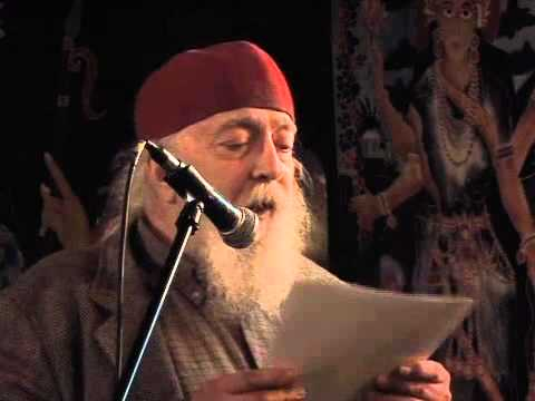 Peter Lamborn Wilson reading in Woodstock 2009