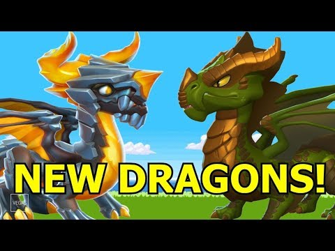 4 NEW DRAGONS REVEALED! Warden, Doomsday + More! - DML (Mini News Update)