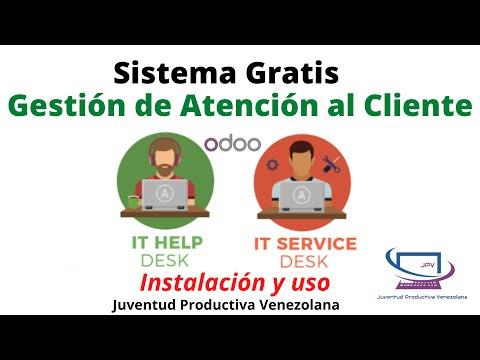 Sistema de atención al cliente (helpdesk) – Instalación y uso | Odoo