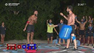 Survivor 2021   Περικλής vs Πάνος - Μεγάλη ένταση στον αγώνα   26/01/2021