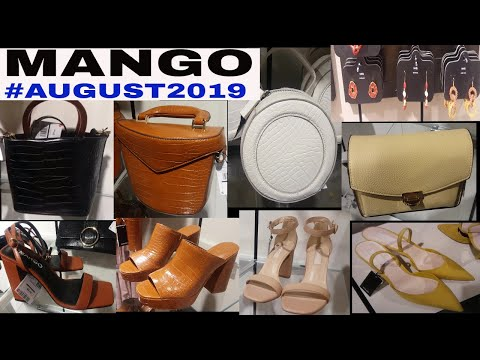 MANGO Shoes, Bags & Accessories NEW Collection | #August2019 | #NewCollection2019 #MANGO