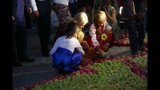 В Краснокутске установили рекорд Украины
