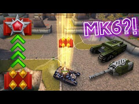 Tanki Online Road To Legend #11 - Mk6 Smoky/Wasp?!
