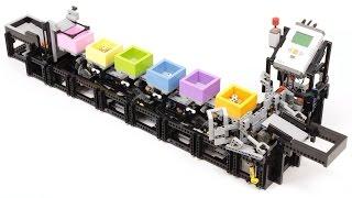 LEGO GBC module : Container Transporter