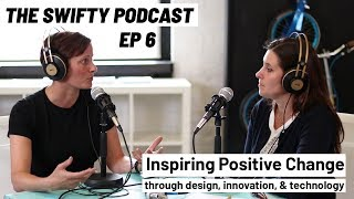 The Swifty Podcast #6 - How to Improve Health in Manchester with Sara Tomkins of GreaterSport