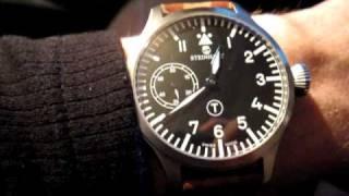 Steinhart Flieger Limited Edition 01.03.2006 Old model
