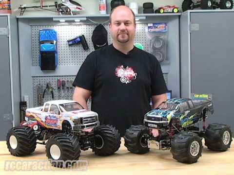 Custom Rc Race Trucks Youtube