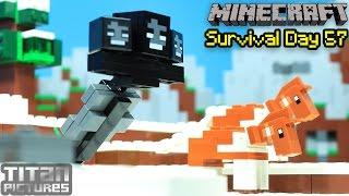 Lego Minecraft Survival 57
