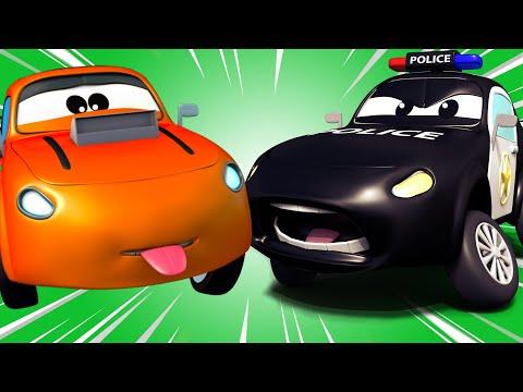 Мультфильм про автомобиль