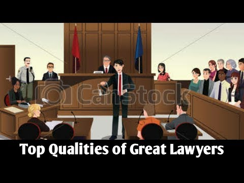 How to become a Great Lawyer? | Top Qualities of an Advocate | Way to Success |  Lex Rex Series