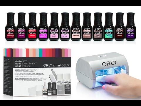 Orly smart gels | melva. Sg.