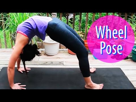 how to do wheel pose quick guide to perform wheel pose