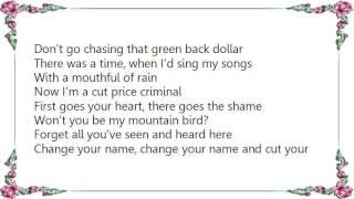 Cherry Ghost - Mountain Bird Lyrics