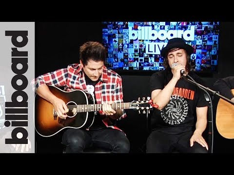 Pierce The Veil - Live Acoustic Performance: 'Floral and Fading,' 'Circles,' & More!  | Billboard