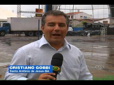 """Band Cidade - """"São João movimenta economia"""""""