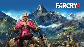 Far Cry 4 on Sapphire R9 270, very high settings, 1080p
