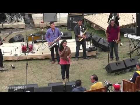 Jazz Ngisoringin - Prahara Cinta @ Jazz Gunung 2014 [HD]