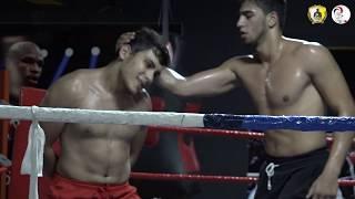 Boks istasyon çalışması / Boxing training