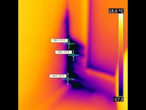 видео: Монтаж энергоэфективных  откосов окна brigada1.lv