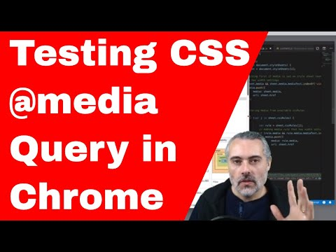 How To Test Responsive Media Queries Using Chrome