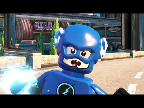 LEGO DC SUPERVILLAINS - Blue Lantern Flash!