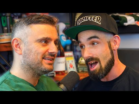 The Best Gary Vee Interview Ever | Gary Vaynerchuk with Reezy Resells