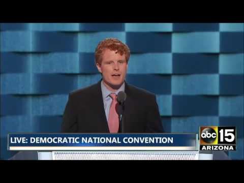FULL: Joseph P. Kennedy III - Democratic National Convention