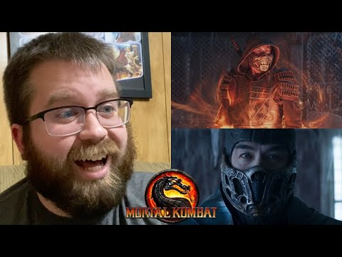 Mortal Kombat Restricted Reaction! (WOW, This Was Good!) - Chainsaw Reacts