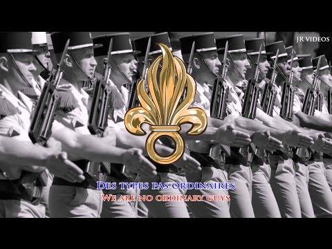 March Of The French Foreign Legion - Marche De La Légion Étrangère (EN/FR)