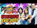 DRAGON BALL FIGHTERZ Interview : Anime Music ? Switch, Cross platform, Costumes, Esport...(ENG/FR)