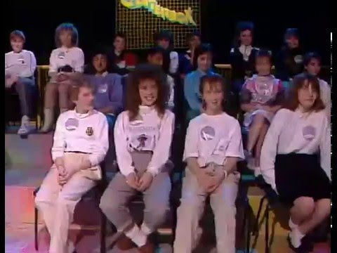 ITV Chatterbox - Aled Jones 1988