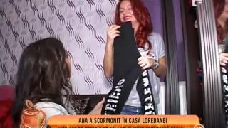 Ana Maria Mocanu a scormonit in casa Loredanei Chivu &quotAre o suta de perechi de colanti ...