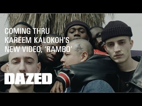 Kareem Kalokoh 'Rambo'