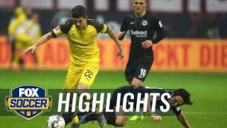 Eintracht Frankfurt vs. Borussia Dortmund | 2019 Bundesliga Highlights