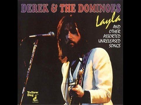Eric Clapton - Layla + Lyrics